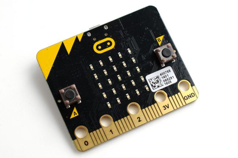 BBC microbit idea box content