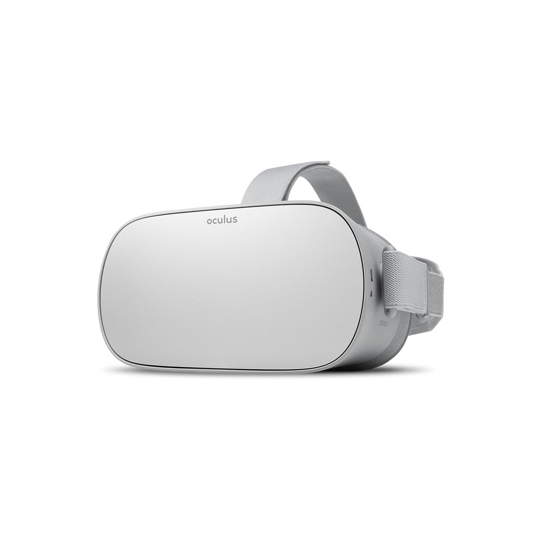 Oculus Go idea box content